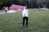 Gaziantep sporcusundan Romanya başarısı