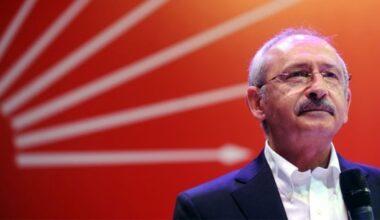 CHP Gaziantep Kadın Kolları'ndan Kılıçdaroğlu'na Destek