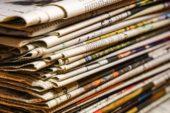Gazetelerin tirajları belli oldu! Tirajlarda 27 binlik düşüş var