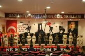 Minik GKV'liler Çanakkale Oratoryosunu Canlandırdı