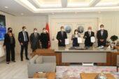 Gaziantep'te çevreci yatırımın temelleri atılıyor