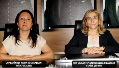 CHP Gaziantep Kadın Kolları'ndan Ramazan ayı mesajı