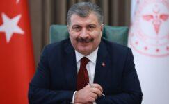 Sağlık Bakanı'ndan 23 Nisan 'şakası'