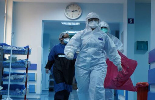 Yoğun bakımdaki grupların yüzde 80'den fazlası aşısızlar