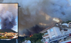 Antalya'dan sonra başka illerden yangın alarmı!